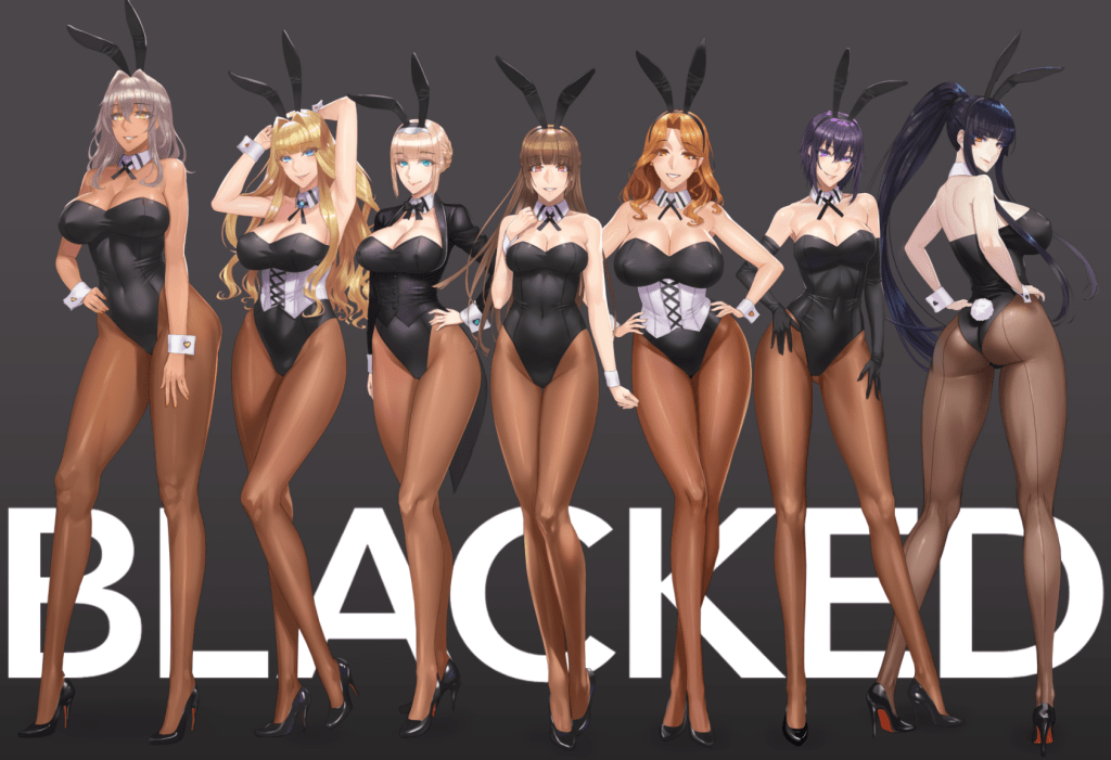Blacked Character Gallery - image  on https://blackcockcult.com