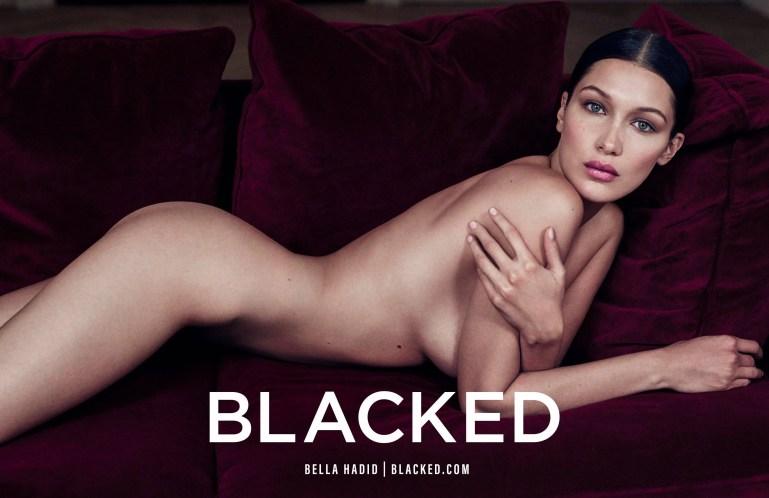 Blacked List: Bella & Gigi Hadid - image  on https://blackcockcult.com