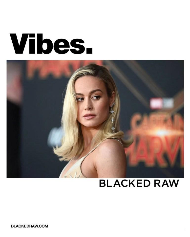 Blacked List: Brie Larson - image  on https://blackcockcult.com