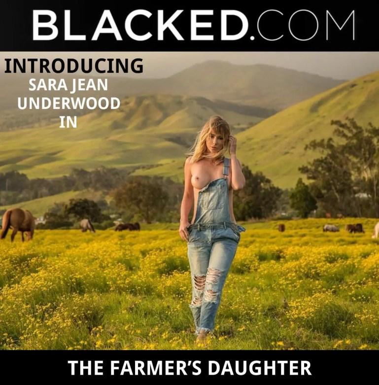 Blacked List: Sara Jean Underwood - image  on https://blackcockcult.com