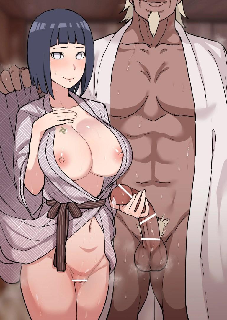 Cuckolding Naruto - image  on https://blackcockcult.com
