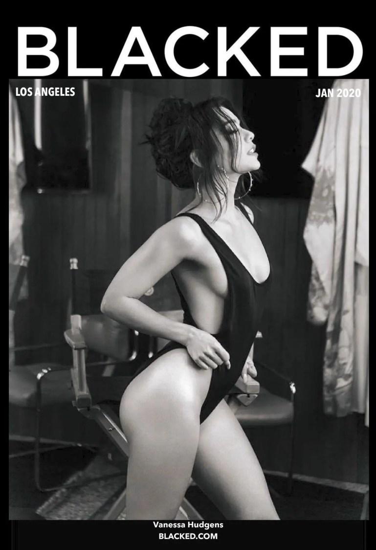 Blacked List: Vanessa Hudgens - image  on https://blackcockcult.com