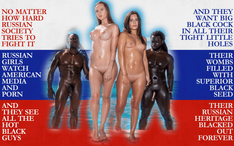 Flags Of A Blacked World - image  on https://blackcockcult.com