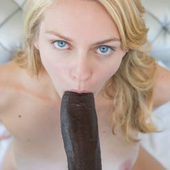 Cuckold Conditioning With A Black Dildo - image  on https://blackcockcult.com