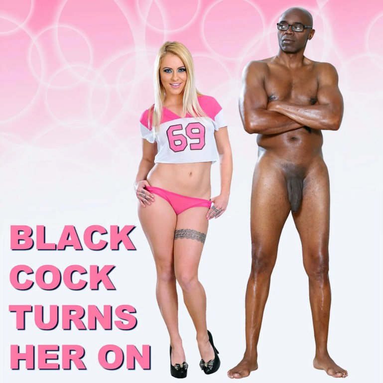 White Girls Want Black Cock - image  on https://blackcockcult.com