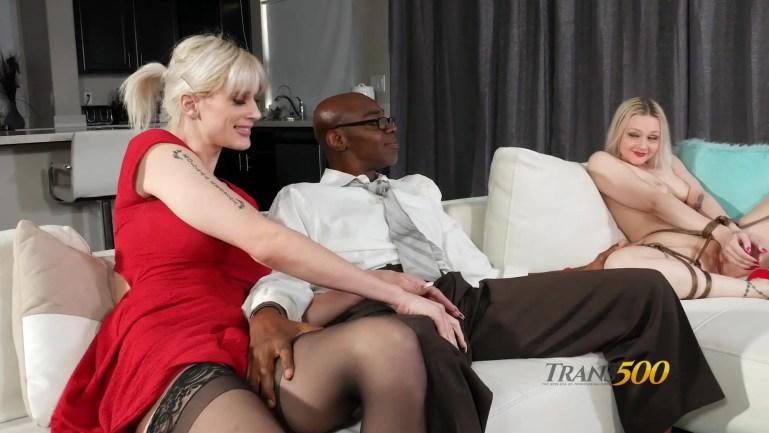 Black Owned Wife And Feminized Sissy Husband - image  on https://blackcockcult.com