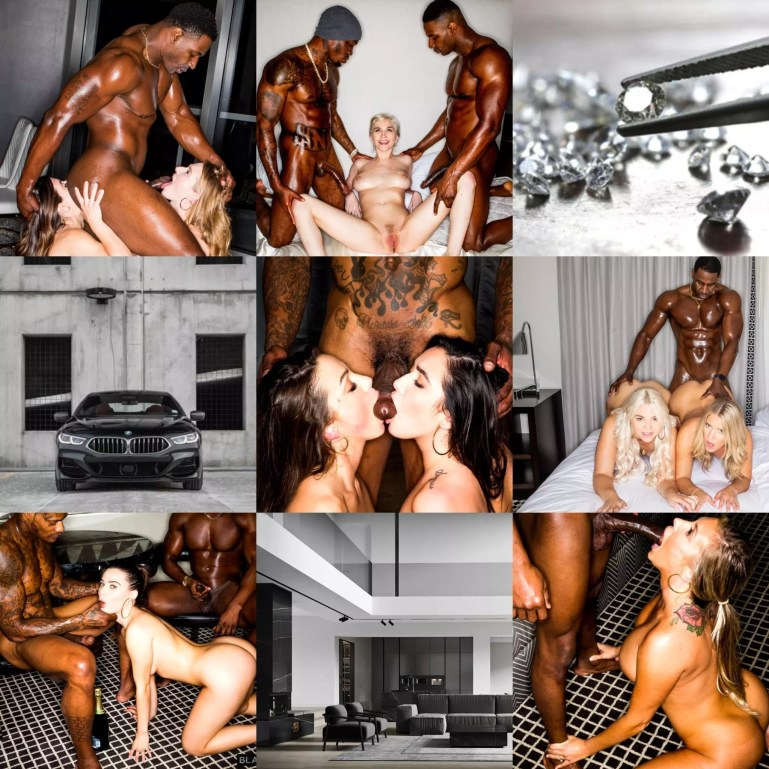 Life For Black Kings And Their White Concubines In The BNWO - image  on https://blackcockcult.com