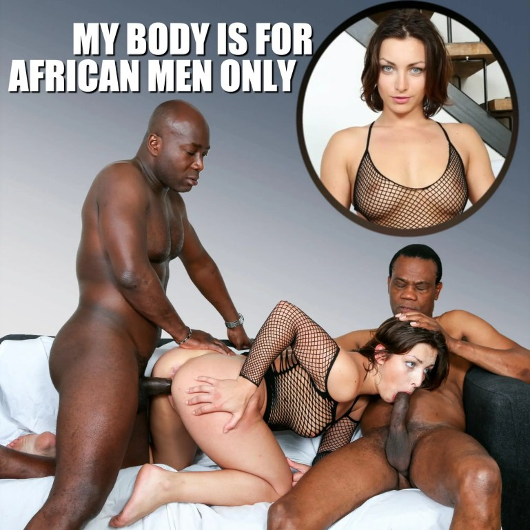 White Women Deserve Black Men - image  on https://blackcockcult.com