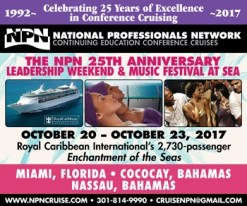 National Professional Network cruises