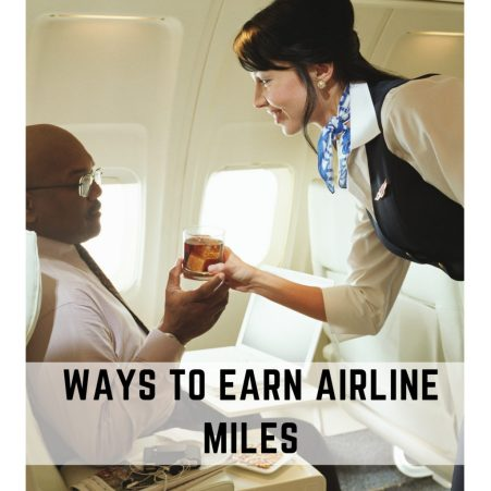 Best Ways To Earn Airline Miles