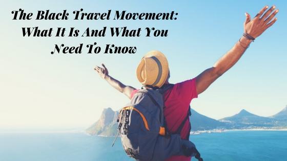 The Black Travel Movement