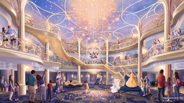 disneywishatrium | Black Cruise Travel