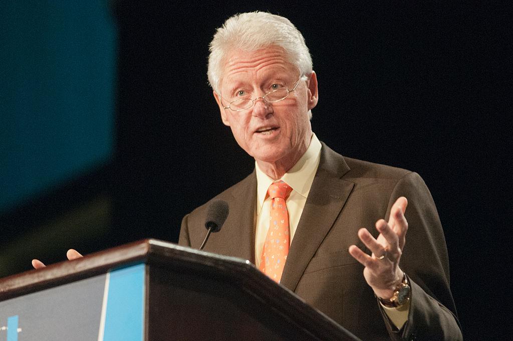 Bill Clinton Skandal