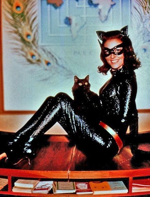 Lee Meriwether as The Catwoman