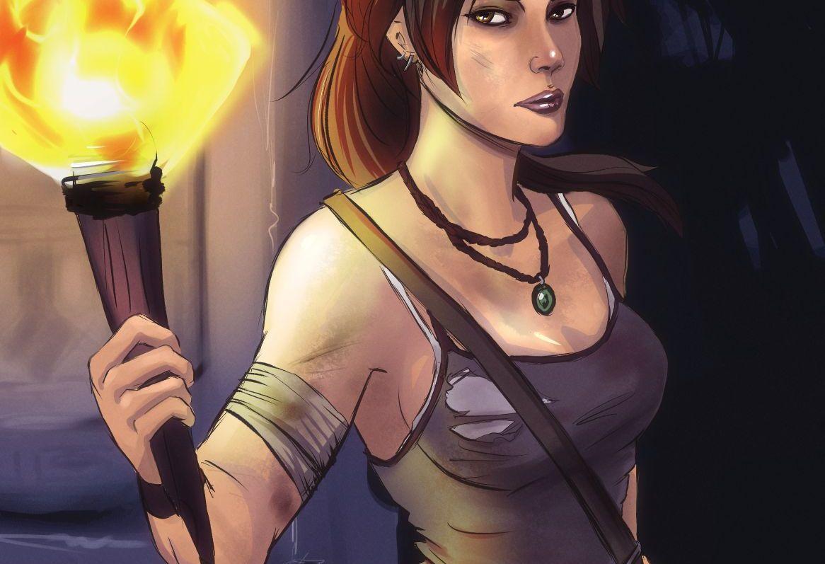Lara Croft