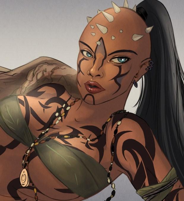 Rhalia by Blackdaisies
