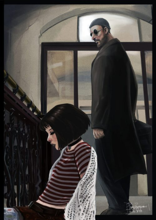 Leon and Mathilda