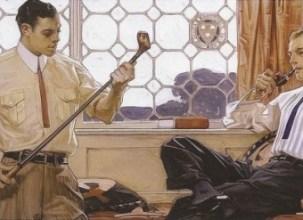 J.C. Leyendecker Artwork