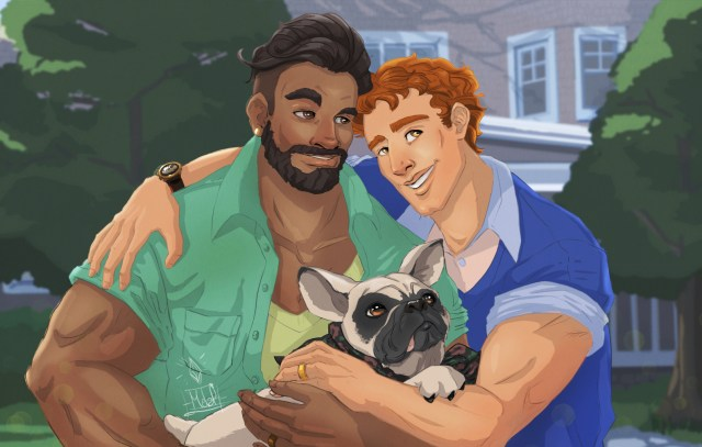 sims fan art the hecking family by blackdaisies
