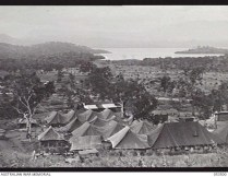 2-5th AGH at Bootless Bay Port Moresby PNG 1943