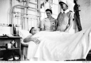 Sister Joan Palmer at right