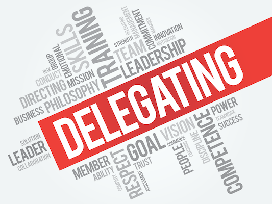 Webinar On How To Delegate