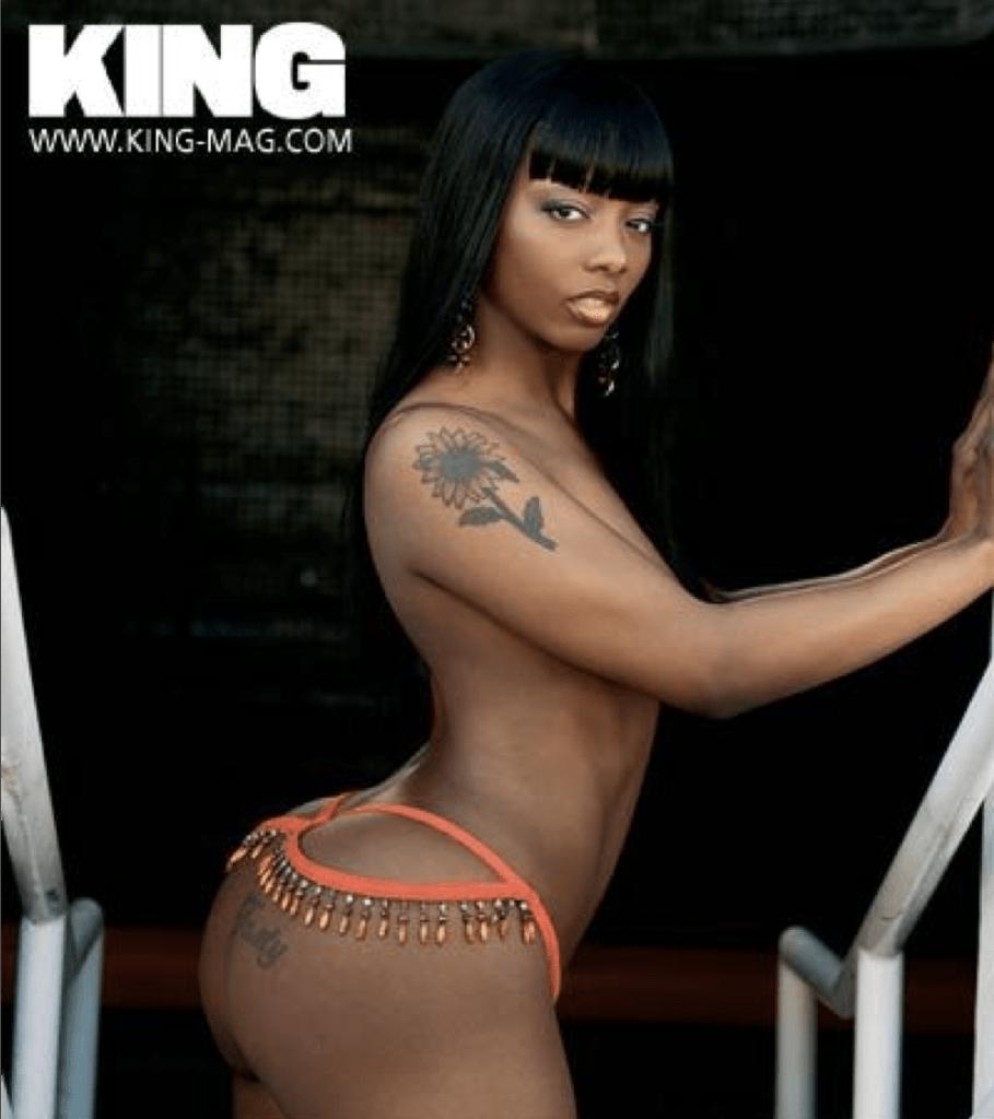 ILA: Buffie the body black men