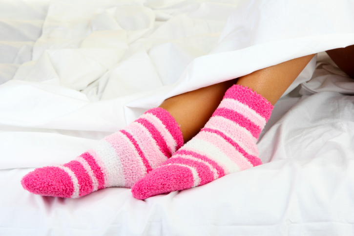Better Orgasms With Socks Study  Blackdoctor-3273