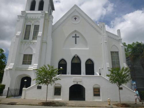 Man Opens Fire And Kills 9 In South Carolina Church