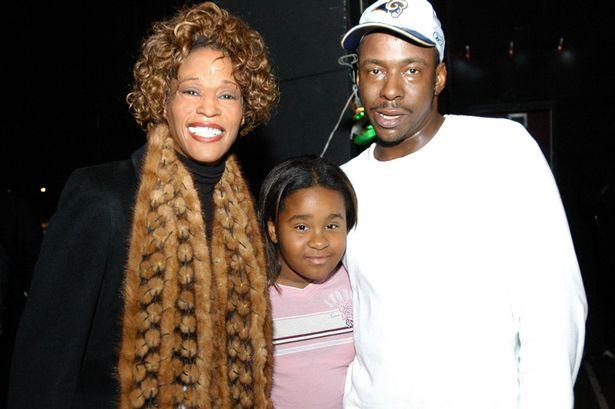 Whitney-Houston family