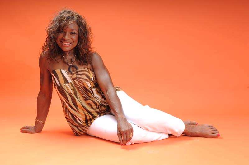 Linda Wood Hoyte Bodybuilder Blackdoctor