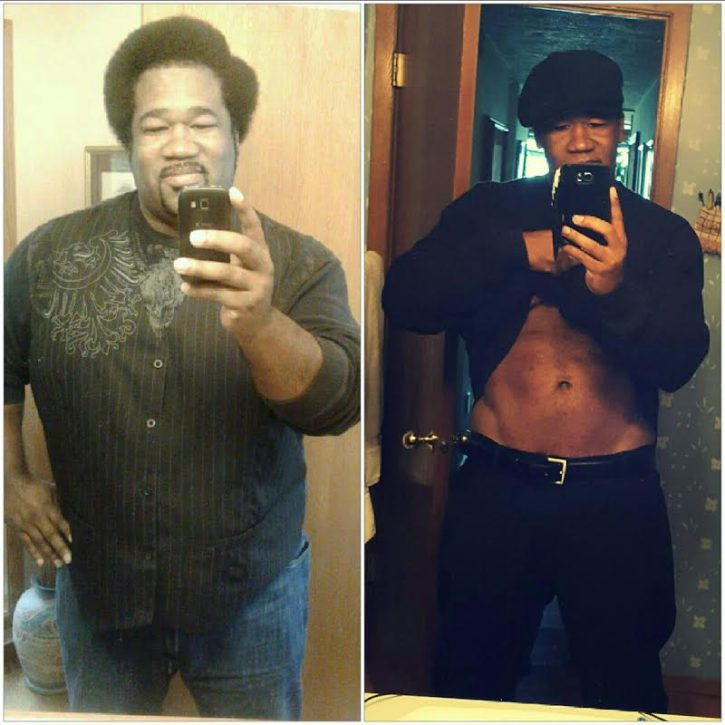 Comedian B.D. Freeman Gets Last Laugh On Weight Loss ...