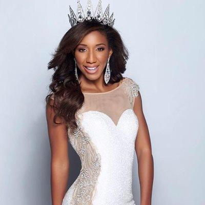 Elise Banks Miss International