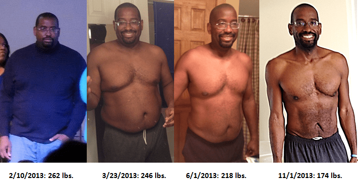 ben weight loss