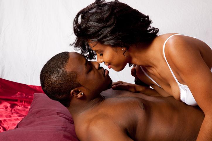 Sexy Amateur Black Couple