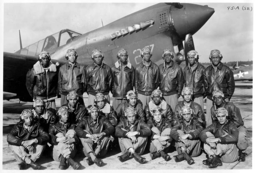 (Photo Credit: TuskegeeAirmen.org)