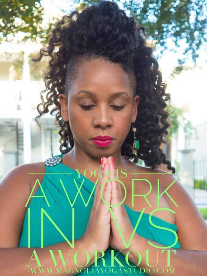 Adrianne Jackson Magnolia Yoga Studio