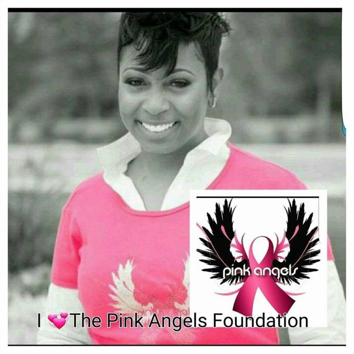 chantelle nickson clark breast cancer