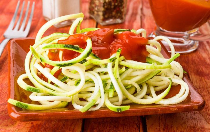 spaghetti squah