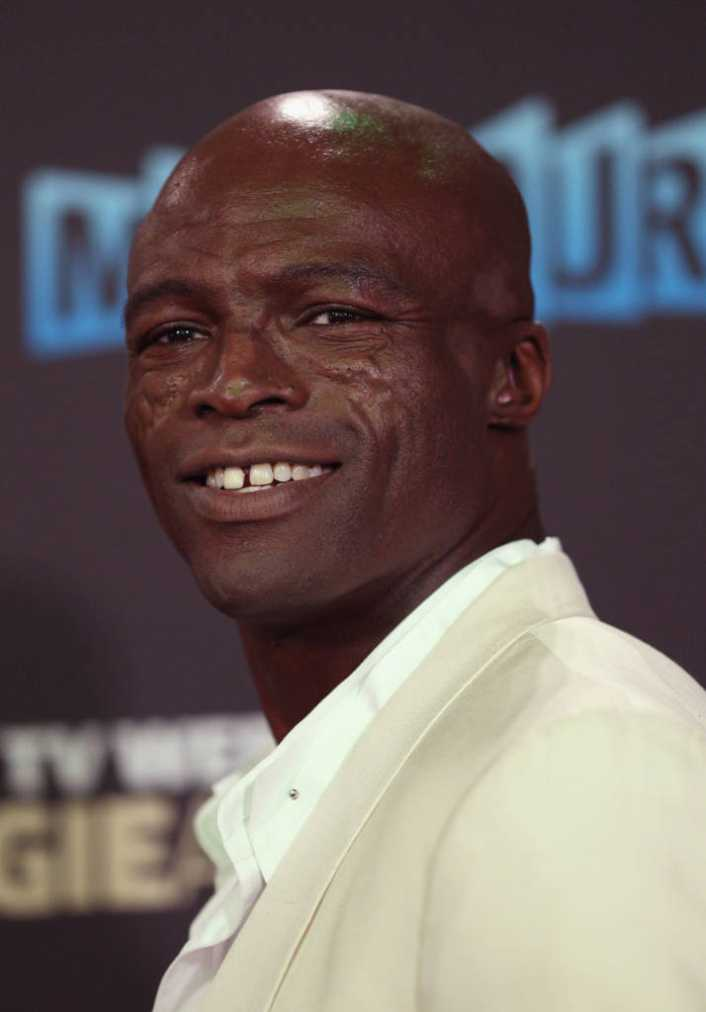 who is seal dating now 2017