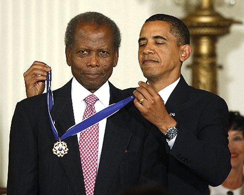 90 Accomplishments Of Obama >> Sidney Poitier Health Issues | BlackDoctor