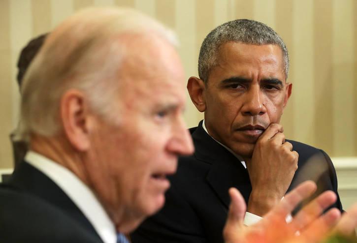 Joe Biden Barack Obama