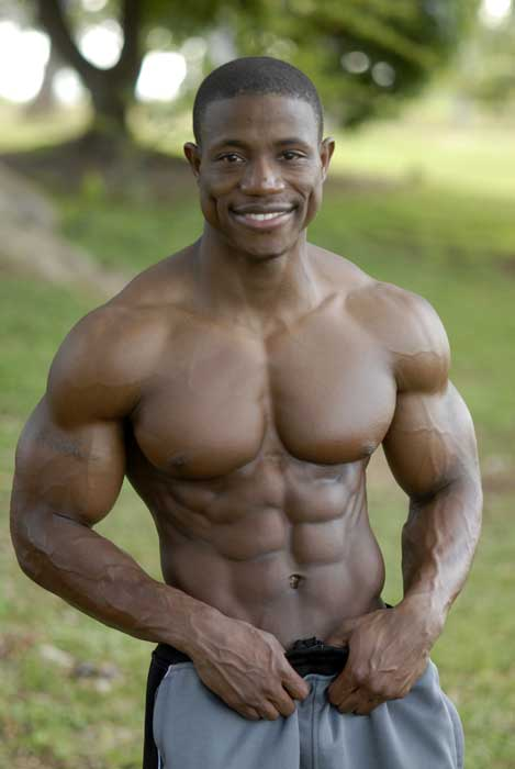 Black Male Fitness Models You Don't Know But Should ...