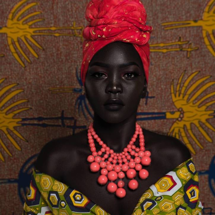 queen of dark model nyakim gatwech her journey to unapologetic blackness blackdoctor. Black Bedroom Furniture Sets. Home Design Ideas