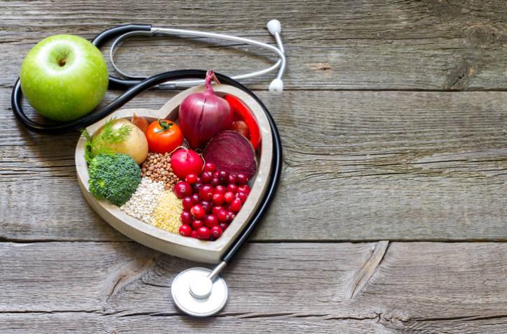 Healthy Topics - Magazine cover