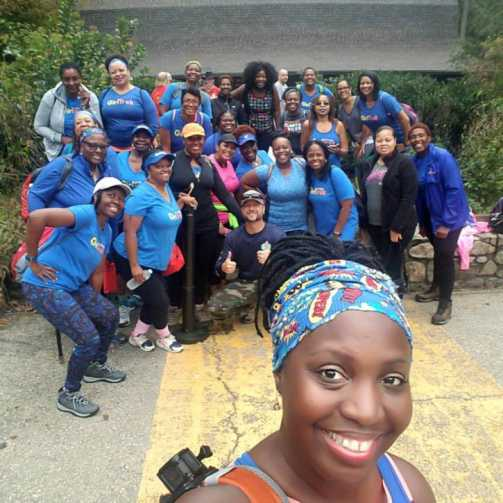 Deborah McGlawn GirlTrek