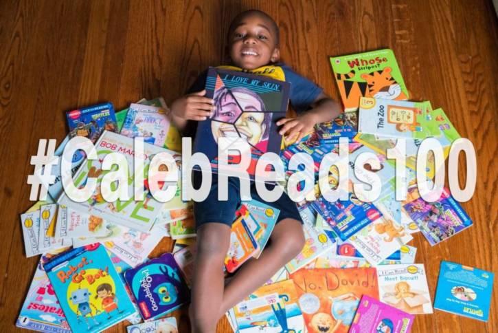 Caleb Green #CalebReads100