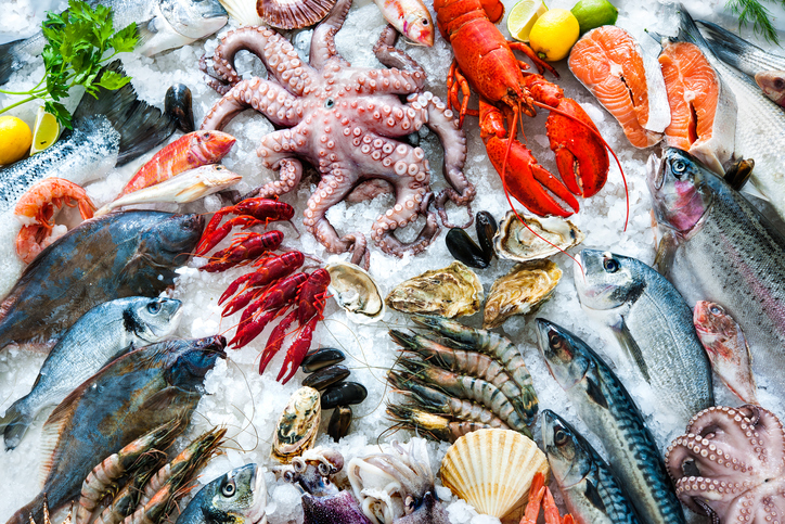 Seafood With The Highest Levels Of Mercury