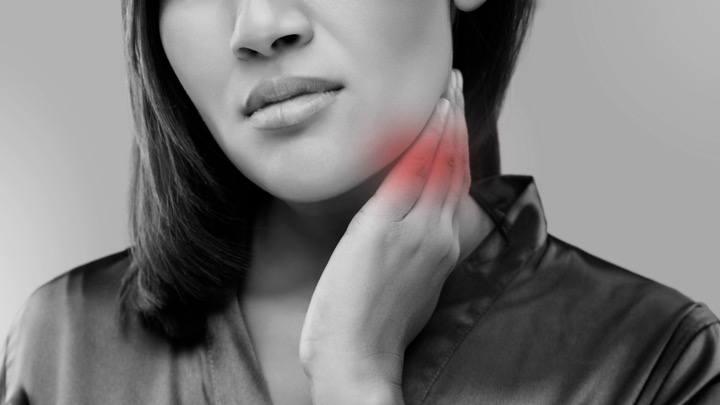 Can Dry Scalp Cause Swollen Lymph nodes? | BlackDoctor