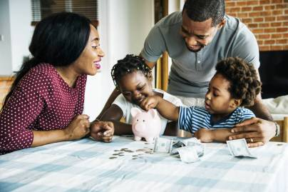 The Truth Behind Children and Family Finances
